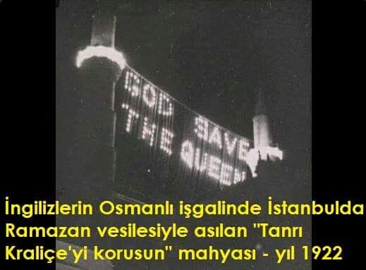 There was no queen for God to protect in 1922 - teyit org